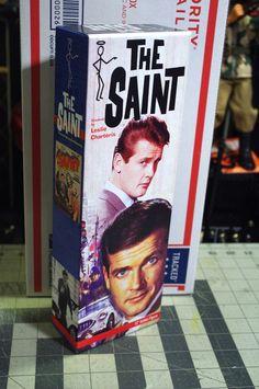 "Leysens W., Belgium - ""The Saint"" box goes to Belgium!"