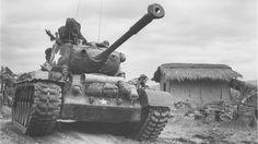 M46, Korean War