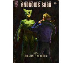 Portadas de revistas de ciencia ficción inspiradas en videojuegos