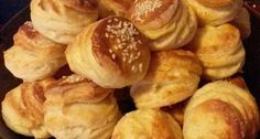 Bread Recipes, Cooking Recipes, Appetisers, Pretzel Bites, Muffin, Food And Drink, Foods, Macaron, Cakes