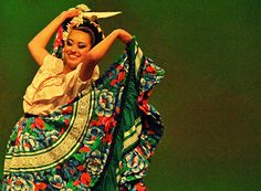 Beautiful traditional Mexican dress!