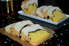 Cornbread, Sushi, Deserts, Ethnic Recipes, Food, Projects, Sweets, Kitchens, Food Food