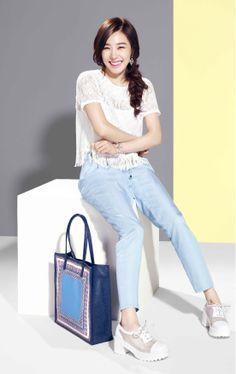 SNSD Tiffany Mixxo 2014