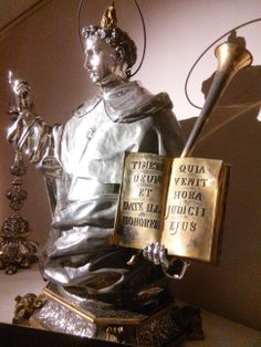 Reliquary of St. Vincent Ferrer