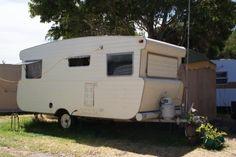 FOR SALE: Lovely viscount ambassador caravan (+ annex) Vintage Caravans, Vintage Trailers, Vintage Campers, Viscount Caravan, Old Campers, Caravan Renovation, New Tyres, Recreational Vehicles, Caravan Ideas