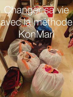 Conserver des items brisés depuis longtemps (on ne va Konmari Methode, Diy Organisation, Organising, Flylady, Getting Organized, Clean House, Ranger, Cleaning Hacks, Sweet Home