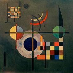 Wassily Kandinsky - Counterweights, 1926