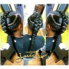 Hair styles Sponsored By: Grandma's Crochet Shop: