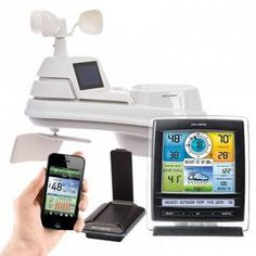 Weather Stations From Acu-Rite Compatible With Weather Underground and a Giveaway