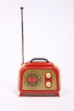Mini radio style rétro