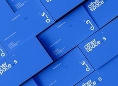 other space_s Branding Art Direction Branding Graphic Design Web Design, Book Design, Graphic Design, Brand Identity Design, Branding Design, Stationary Branding, Stationery, Name Card Design, Self Branding