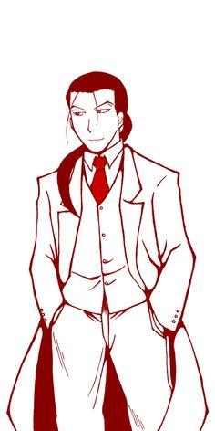 Mr. Crimson by Sacchii on DeviantArt