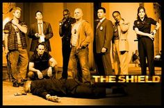 The Shield; my favorite television eveerrr