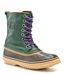 My newest want: a pair of sorels!