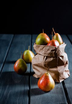 forelle pears by double.delight, via Flickr