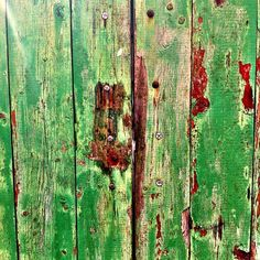 """""""Another green door for the collection..."""""""