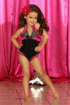 Little Girl Pageant Swimwear | The Pageant Spotlight
