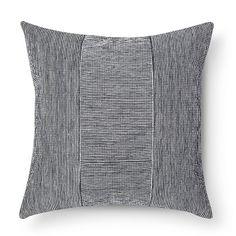 Outdoor Pillow - Navy Texture - Threshold™