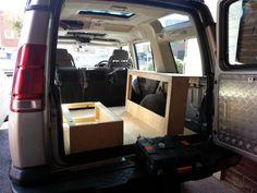 My Land Rover Camper