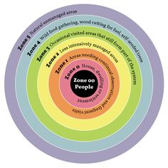 * Lovely Greens *: Learning about Permaculture Zones