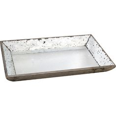 A&B Home Group, Inc Glass Serving Tray | Wayfair