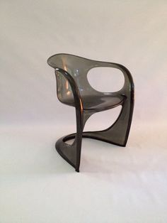 Casalino Lucite Stacking Chair on Etsy, $160.00