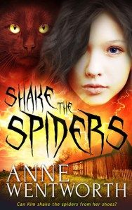 When her Grandma Haley warns her to shake the spiders from her shoes, Kim comes to understand those words can also apply to all the unhappy things that life has brought her. Life hasn't been kind to Kim Baylor. She's fourteen going on old. After losing…