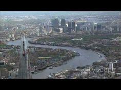 The Shard - Aerial HD Footage - May 2012 London Bridge, London City, Aerial Footage, The Shard, London Eye, London Travel, Montreal, Paris Skyline, City Photo