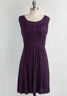 "Stitch Fix Gilli ""Kamile"" Jersey Ruched Detail Dress at Modcloth | Stitch Fix for Less"
