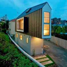 Disso Voce Sabia?: A menor casa espaçosa do mundo