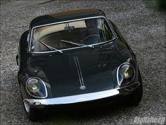 ATS 2500 GT coupé Allemano 1963