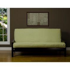 Red Barrel Studio Box Cushion Futon Slipcover