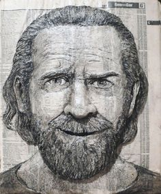 Unbelievable Celebrity Phone Book Carvings Phone Books - Unbelievable portraits carved phone books