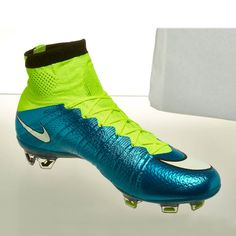 Nike Mercurial Superfly (Blue Lagoon)