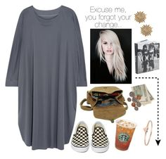 """""""Meeting him ❤️"""" by cantwejustbeus ❤ liked on Polyvore featuring Vans, MM6 Maison Margiela, Maison d'usQ, Roberto Coin, women's clothing, women's fashion, women, female, woman and misses"""