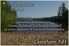 The history of Grantham, New Hampshire is available at The Free State! http://freestatenh.org/encyclopedia/cities/grantham