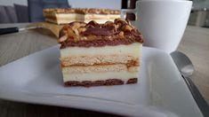 Ciasto Snickers bez pieczenia Vegan Ramen, Ramen Noodles, Tiramisu, Cheesecake, Food And Drink, Sweets, Cookies, Baking, Ethnic Recipes