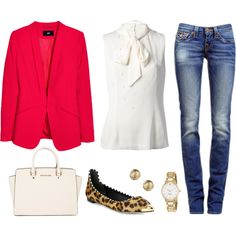 """""""Casual Fridays"""" by bmarvin on Polyvore"""