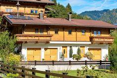 Ferienwohnungen Mitterer - Urlaub in Waidring / Tirol.  www.mitterer.at