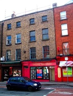 9/9a Aungier Street, Dublin 2, currently being restored by MESH Architects, considered to be the oldest and most intact domestic building in the city, built in 1664 with a 1940s facade. The building was one of the first erected in the Aungier Estate, Dublin's first planned development.
