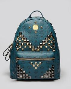 MCM Backpack - Stark Medium on shopstyle.com