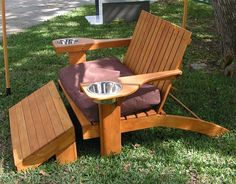 seriously needa build this for my dog; she would LOVE this for our outside days