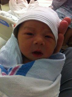 Luca, Nov. 18, 2015, born at Mt. Sinai Hospital, NYC