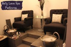 diy pedicure stations - Google Search