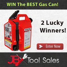 Enter to win the best gas can in the world. 2 winners! {us}... sweepstakes IFTTT reddit giveaways freebies contests