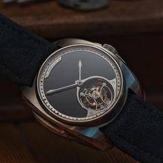 🖤 @AkriviA Tourbillon Heure Minute - one of my all time favorite watches _____ #Akrivia #SwissWatches (at Geneva, Switzerland)