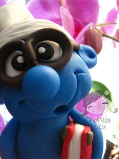 Smurf Gênio | Flickr: Intercambio de fotos