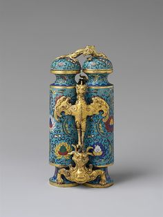 Champion Vase Qing dynasty (1644–1911) Date: 18th century Culture: China