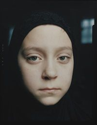 """Yesim"" by Celine van Balen 1998"