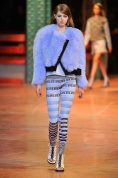 Kenzo Fall 2013 from Paris Fashion Week 2013 www.bibleforfashion.com #bibleforfashion